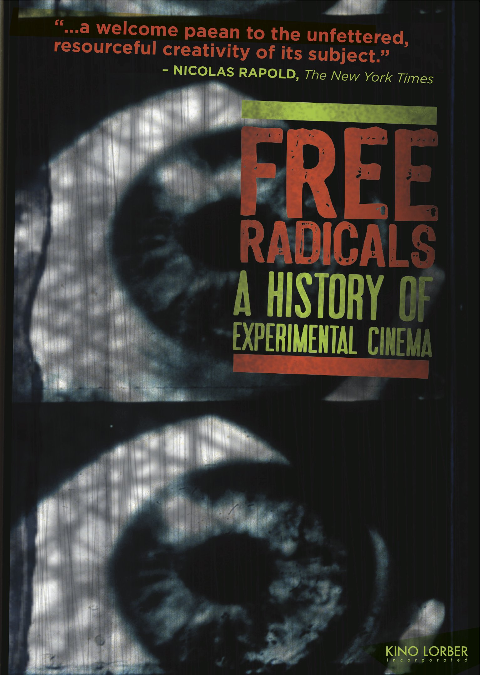 DVD : Ken Jacobs - Free Radicals: A History Of Experimental Cinema (AC-3)
