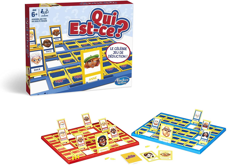 Hasbro – Juego de reflexión – ¿Quién es quién?: Amazon.es: Juguetes y juegos