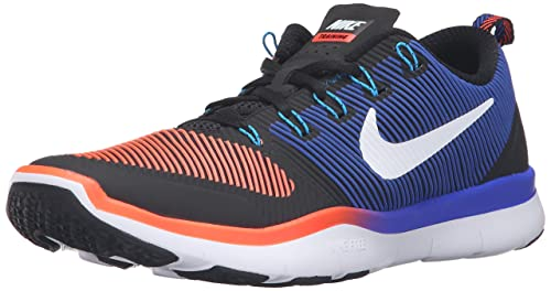 16dd38ff8dbb Nike Free Train Versatility Mens Multi-Color Athletic Training Shoes 9  Buy  Online at Low Prices in India - Amazon.in