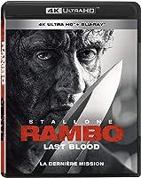 RAMBO: LAST BLOOD (Rambo : La dernière mission) [4K + Bluray] [Blu-ray] (Bilingual)