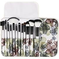 UNIMEIX Makeup Brushes Premium Makeup Brush Set Synthetic Kabuki Cosmetics Foundation Blending Blush Eyeliner Face…