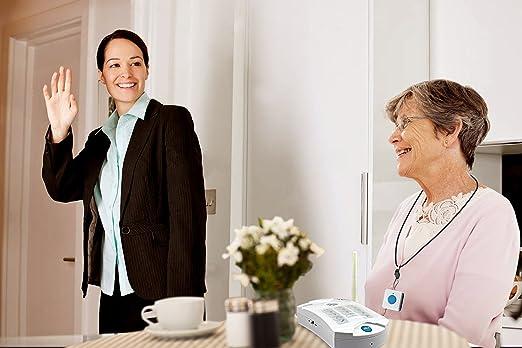 Alarmas personales para personas mayores - Sistema de alerta ...