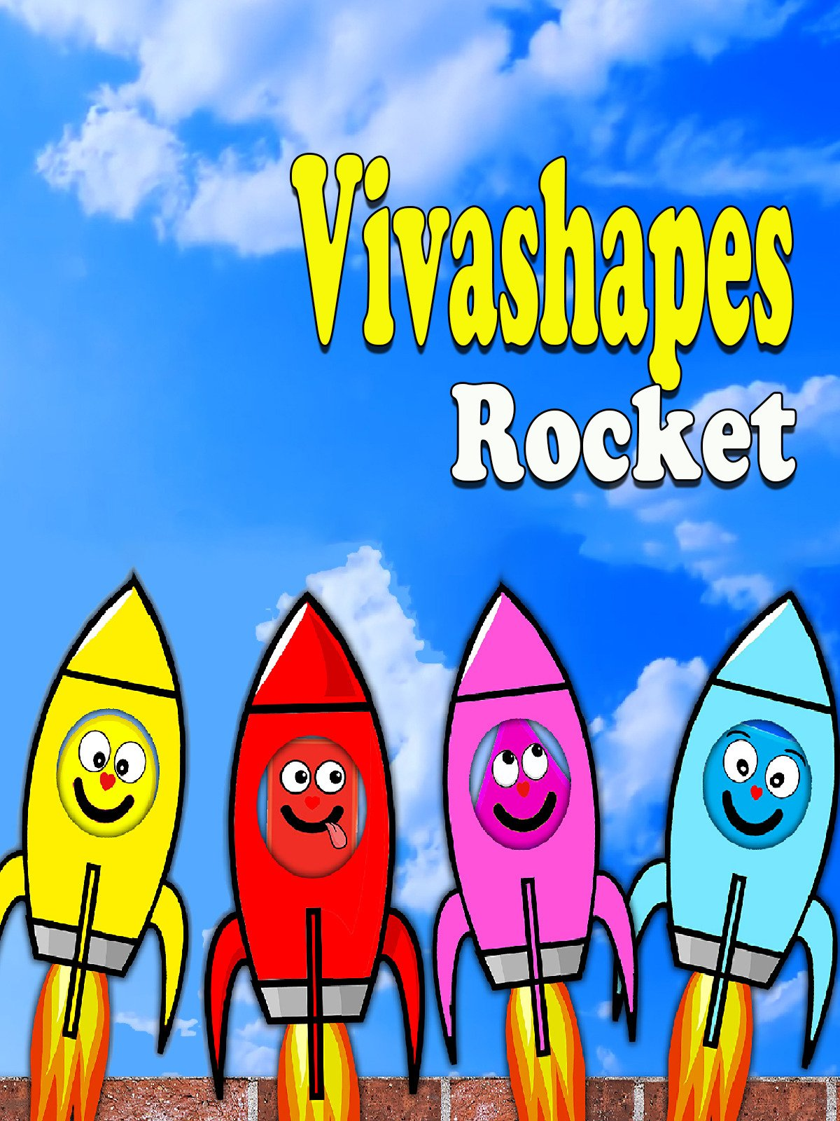 Vivashapes Rocket. on Amazon Prime Video UK