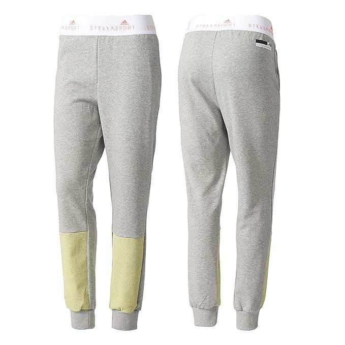 Amazon.com: adidas Women Training Stellasport Sweat Pants ...