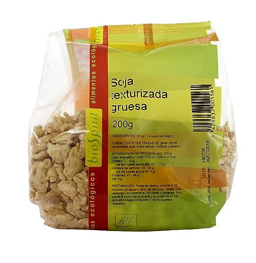 Biospirit Soja - 12 Paquetes de 200 gr - Total: 2400 gr