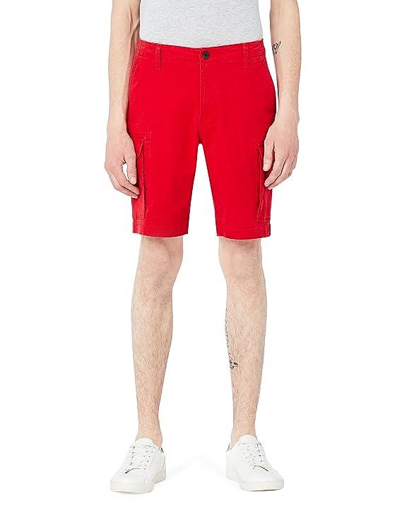 MERAKI Pantalones Cortos de Algodón Hombre NEbKglKcOe