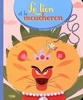 Amazon Fr Les Fables De La Fontaine Le Lion Et Le Rat Dès 3 Ans