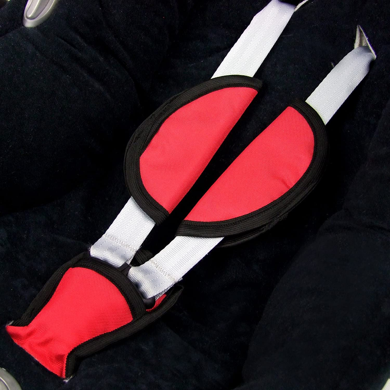 Bambini Mundo 3 piezas. Set Cinturón acolchado + Paso acolchado ...