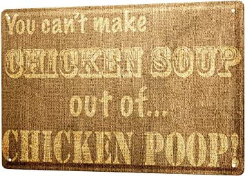 Retro Plate Today/'s Soup is Beer Vintage Metal Tin Signs Art Wall Decor