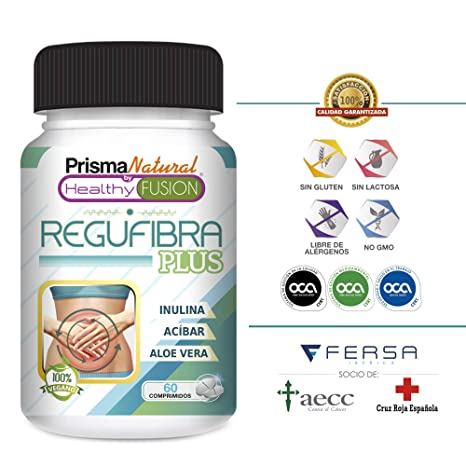 Potente Probiótico con Aloe Vera e Inulina [10 mil millones UFC] – Regula el