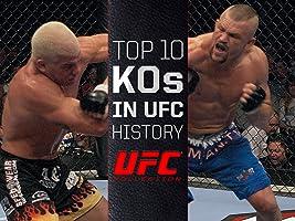 Top KO's In UFC History