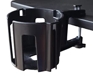 Cup-Holster - The Best Anti-Spill Cup Holder for Your Desk or Table