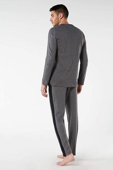 Intimissimi Pijama Largo Basic Supima® de algodón para Hombre ...