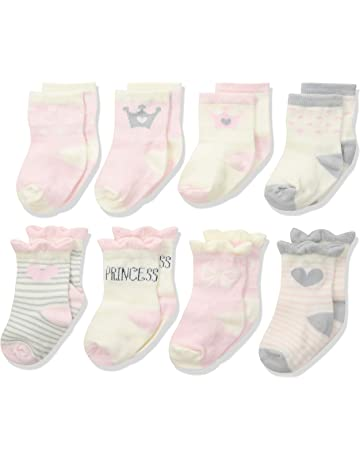 fa323dbebc568 Baby Girls Socks | Amazon.com