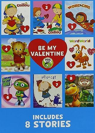 Amazon Com Pbs Kids Valentine S Day Dvd N A Movies Tv