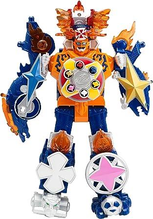 Amazon.com: Power Rangers Figura Super Ninja Steel: Toys & Games