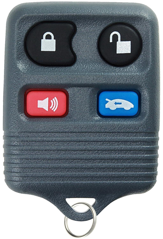 KeylessOption Keyless Entry Remote Car Key Fob Replacement for CWTWB1U343 LHJ002 CWTWB1U313