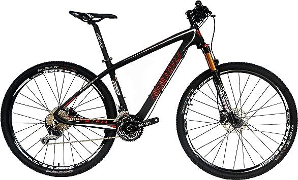 BEIOU carbon MTB 29er bicicleta de montaña Hardtail 29 pulgadas ...