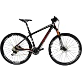 "BEIOU Carbon Fiber 27.5 Mountain Bike 10.7kg/29"" Hardtail Bicycle 2.10"" Tires SHIMANO DEORE M610 30 Speed XC/Trail MTB 650B/29er T800 Ultralight Frame Matte 3K CB020"