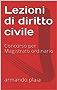 Lezioni di diritto civile: Concorso per Magistrato ordinario
