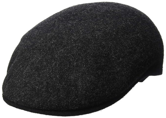 660ea43ed56 Kangol Men s Wool 504-s Flat Ivy Cap Hat at Amazon Men s Clothing store