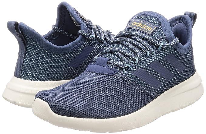 adidas Performance Lite Racer RBN Sneaker Damen blau, 3.5 UK