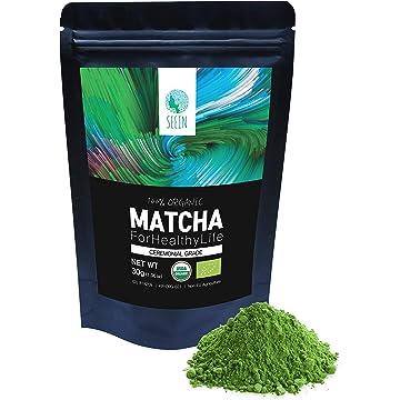 SeeIn Organic Matcha Ceremonial Grade 30Gram