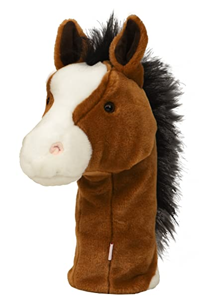 Amazon.com: Oversized caballo Barnyard Animal Head Cover ...