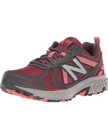 8b5af0326f482 New Balance Women's WT410v5 Cushioning Trail Running Shoe