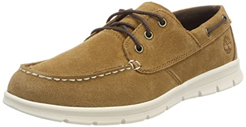 Mens Graydon Leather Moccasins Timberland