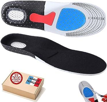 Takit Plantillas para Zapatos con Almohadillas de Gel - Alivia el ...