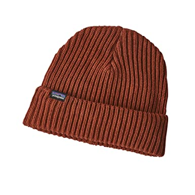 117234e38fc Patagonia Fishermans Rolled Beanie  Amazon.co.uk  Clothing