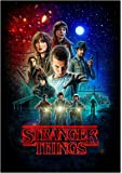 Poster Stranger Things (D) - Formato A3 (42x30 cm)