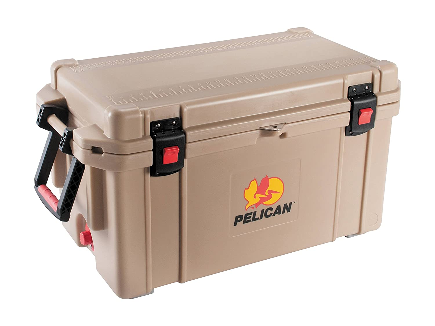 Pelican 32-65Q-OC-TAN Elite Cooler 65 Qt. Tan
