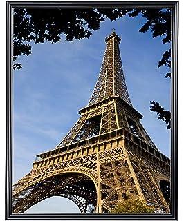 Amazoncom Snap 12x18 Black Wood Wall Photo Frame Single Frames