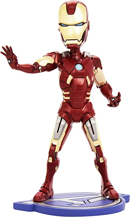 Neca-Marvel avengers-iron man-head knocker