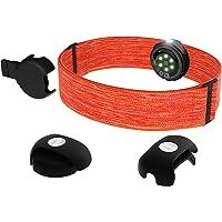 Polar OH1+ Bluetooth y ANT+. Sensor de pulso óptico resistente al agua con clip para gafas de natación y brazalete…