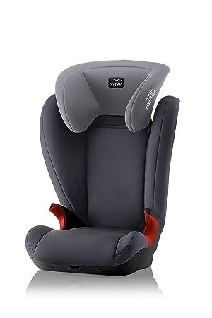 Britax Römer Kindersitz KIDFIX SL Black Series Design Fire Red NEU