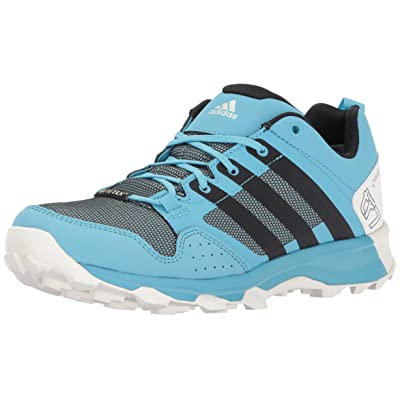 Amazon.com | adidas outdoor Women's Kanadia 7 Trail GTX W Running Shoe, Vapour Blue/Black/Clear Aqua, 10.5 M US | Trail Running