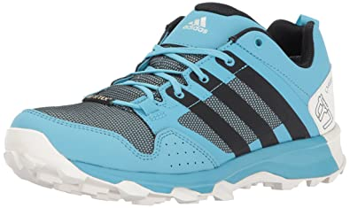 adidas outdoor Womens Kanadia 7 GTX W Trail Running Shoe Vapour Blue  Black