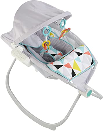 Amazoncom Fisher Price Premium Auto Rock N Play Sleeper With