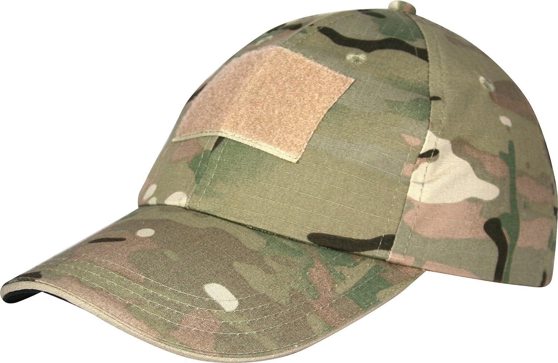 Milcam Baseball Cap + Union Jack Velcro Patch British Army Hat Camo   Amazon.co.uk  Clothing 7c66c677a24