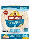 Amazon.com: Mission Carb Balance Soft Taco Whole Wheat