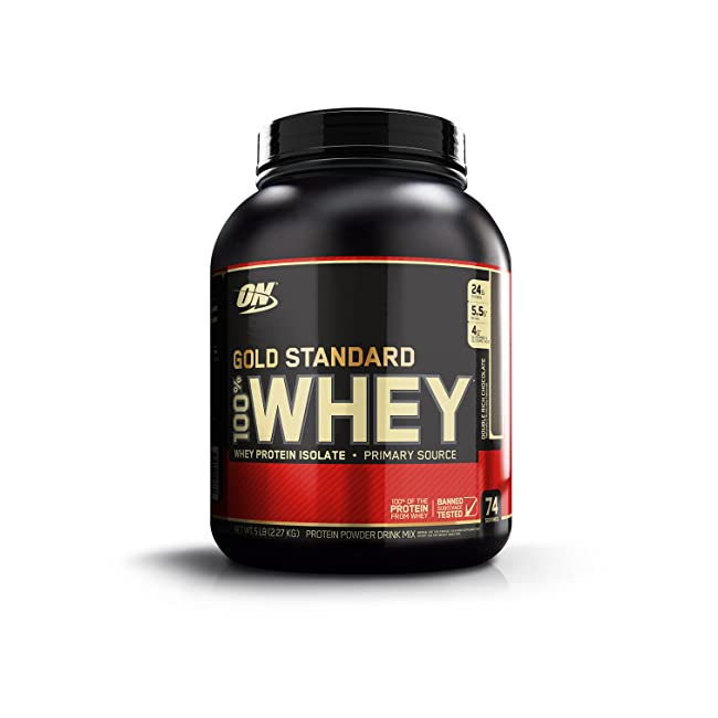 Optimum Nutrition Gold Standard 100% Whey Prot...