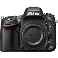 Nikon D610 Body only , Black (VBA430AA) (Australian warranty)