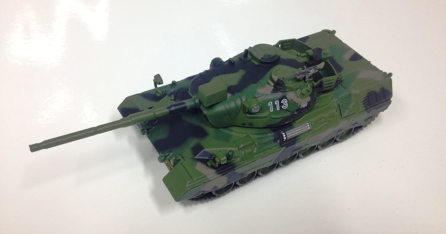 1:72 CHAR MILITAIRE-MILITARY TANK WW2 Challenger 2 UK-5