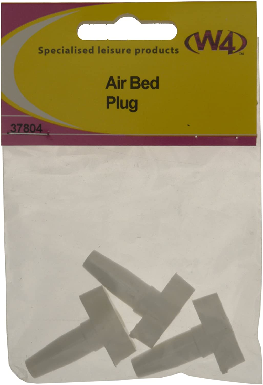 paquete de 3 W4 Tap/ón para cama hinchable