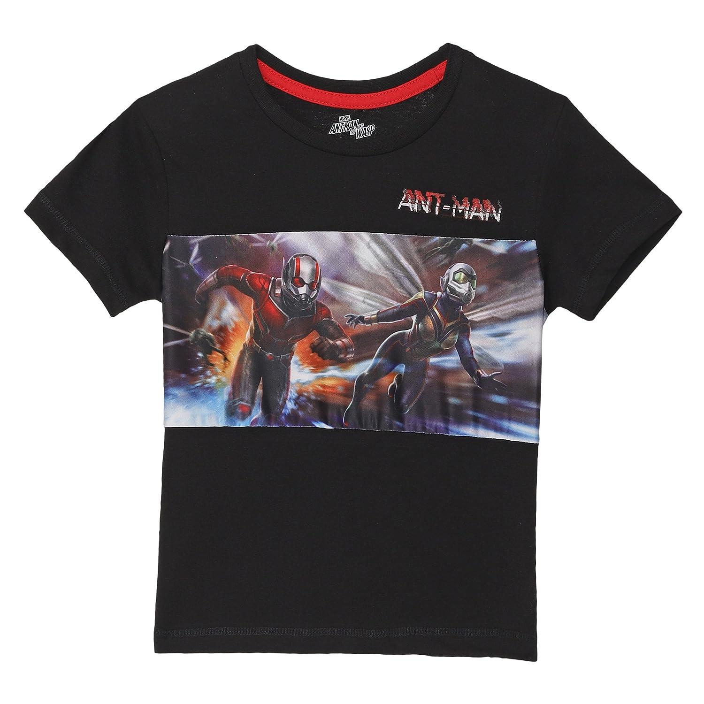 Kidsville Boys' Plain Regular Fit T-Shirt
