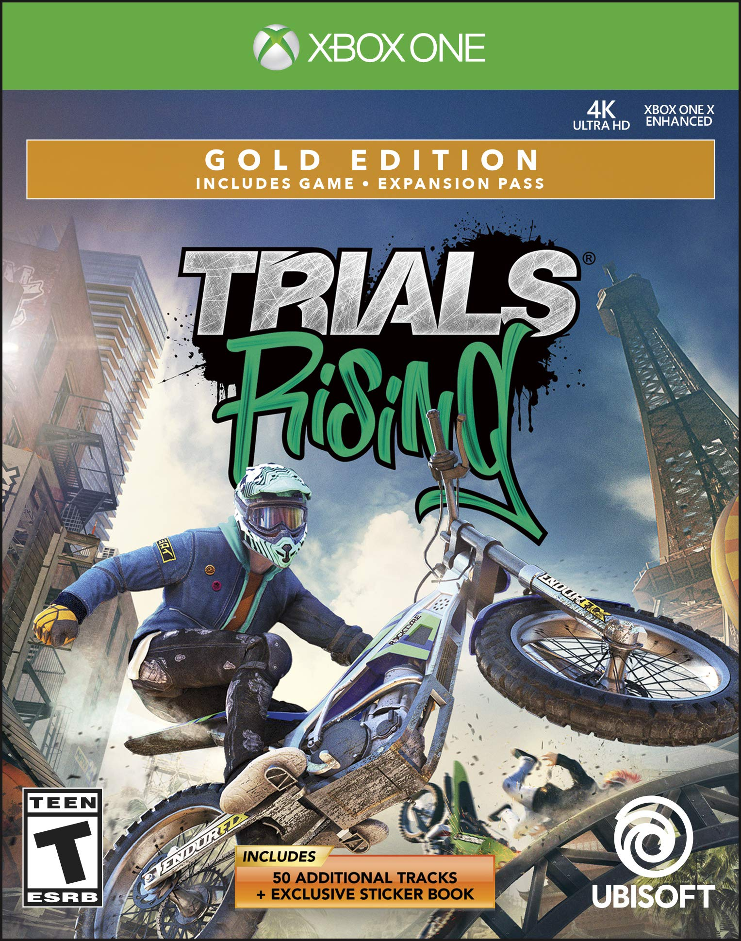 Trials Rising - Xbox One Gold Edition