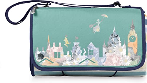 Picnic Time-Disney Classics Mary Poppins Outdoor Picnic Blanket Tote